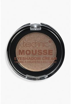 Technic Mousse Lidschatten in Creme-Blondie, Gold