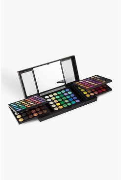 Womens Multi 180 Shade Giant Eye Shadow Palette