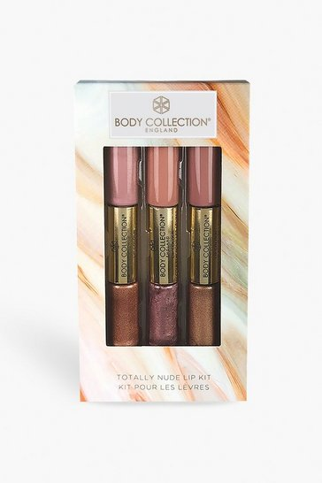 Brown Technic Totally Nude Lip Kit
