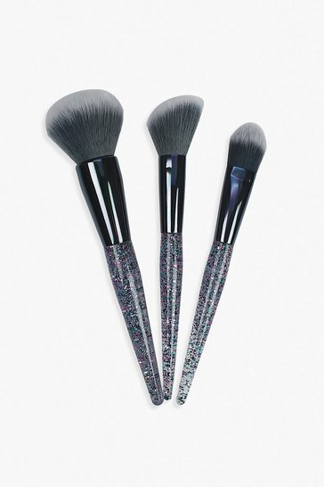 Womens Silver Technic Galaxia Makeup Brushes