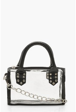 Dam Black Mini Studded Grab Bag