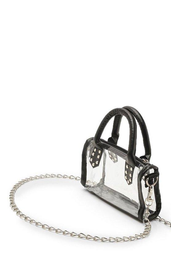 Mini Studded Grab Bag