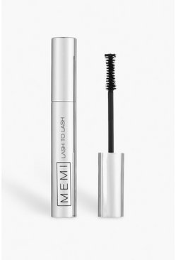 Memi Lash To Lash Volume Edition Mascara, Black, ЖЕНСКОЕ
