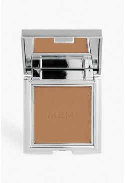 Memi Soleil Me Up Bronzer - Luxe Tan, Brown, ЖЕНСКОЕ