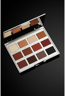 Memi Eye Shadow Palette - Matte Muse, Brown, DAMEN