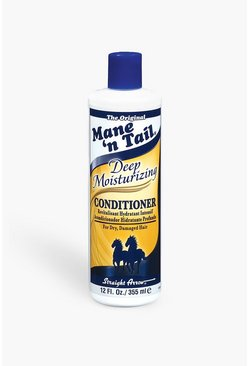 Womens Yellow Mane 'n' Tail Deep Moisturizing Conditioner355ml