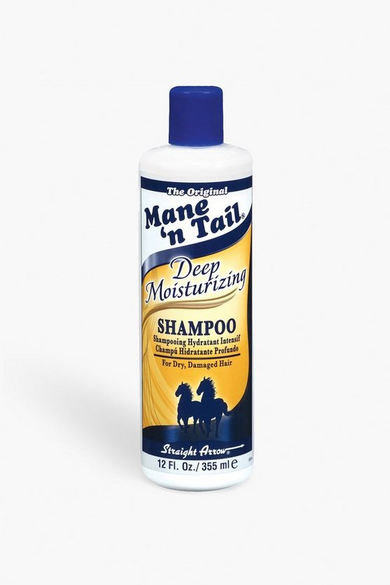 Womens Yellow Mane 'n' Tail Deep Moisturizing Shampoo 355ml