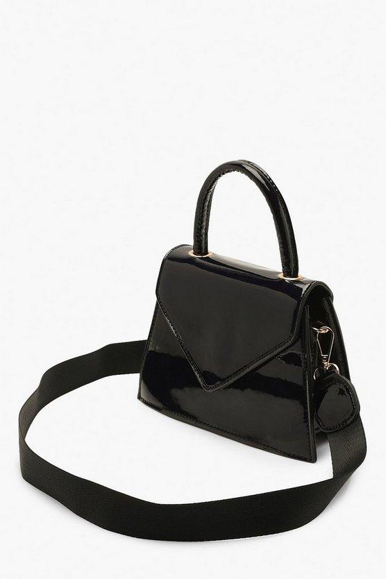 Patent Envelope Structured Mini Grab Bag
