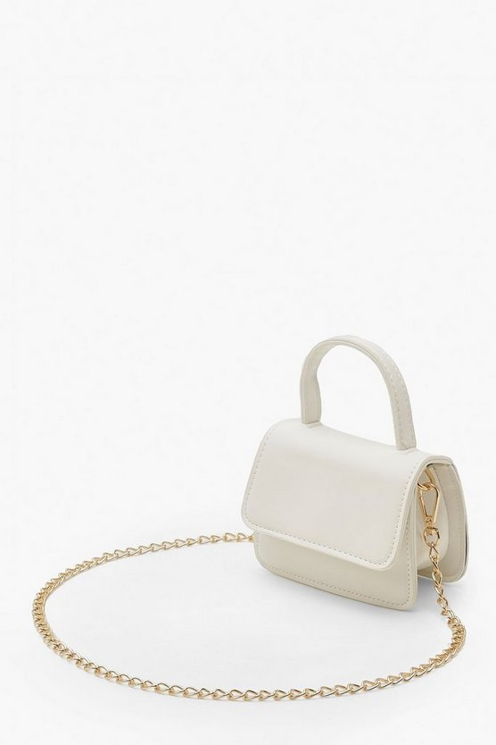 Micro Mini Handle Grab Bag