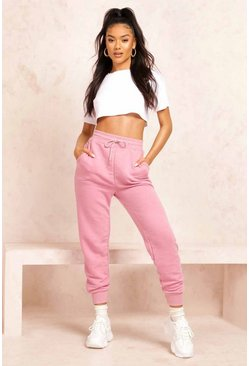 Blush The Ankle Grazer Loopback Jogger