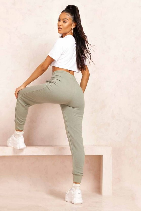 The Ankle Grazer Loopback Jogger