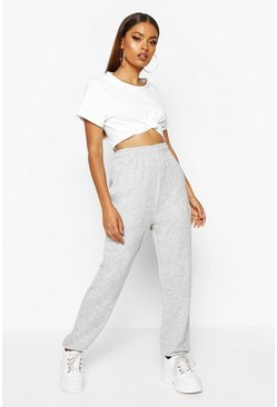 Grey marl The Boyfriend Loopback Jogger