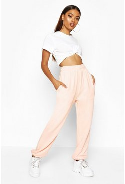 Womens Peach The Boyfriend Loopback Jogger