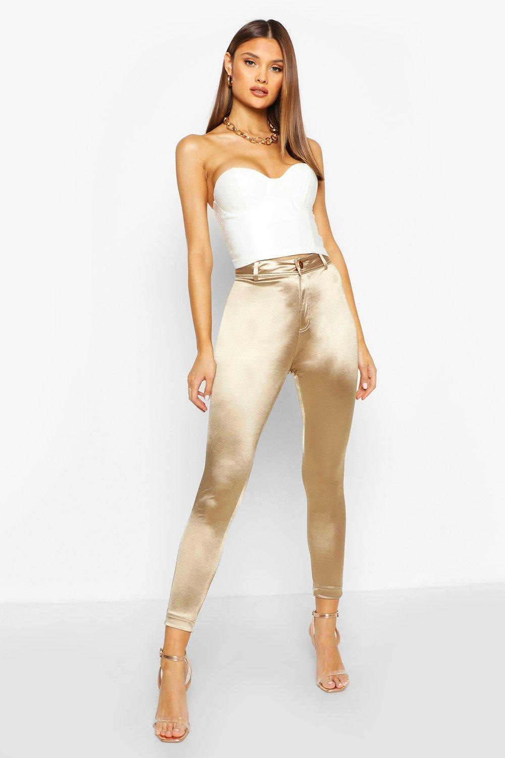 Vintage High Waisted Trousers, Sailor Pants, Jeans High Waisted Disco Trousers $46.00 AT vintagedancer.com