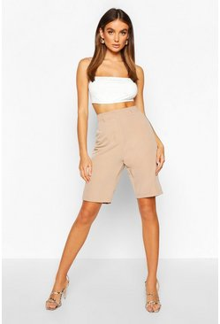 Stone Tailored Long Line Short
