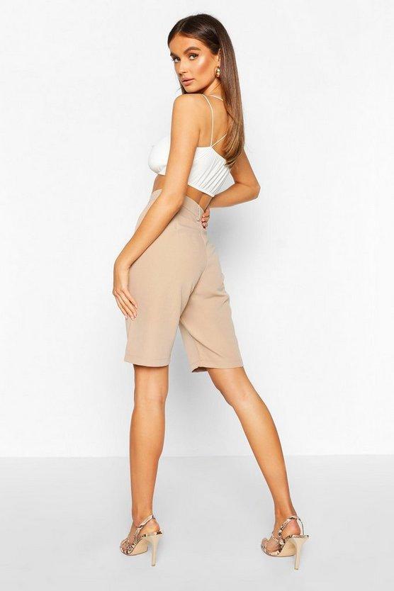 Tailored Long Line Short