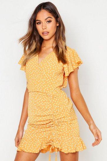 d567979f7205 Tea Dresses | Pretty Tea Length Dresses | boohoo UK