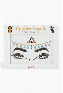 Womens Multi Barry M Halloween Egyptian Empress Face Jewel
