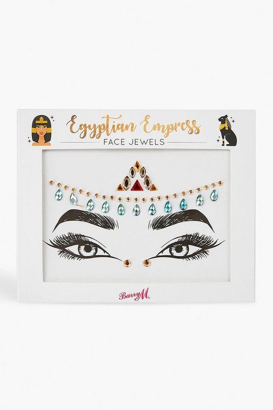 Barry M Halloween Egyptian Empress Face Jewel