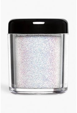 Dam White Barry M Body Glitter - Snow Globe