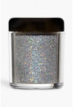 Dam Silver Barry M Body Glitter - Moonstone