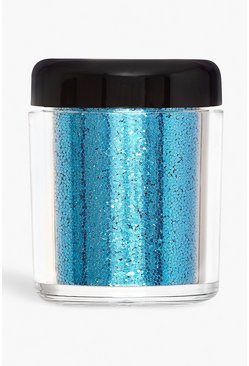 Dam Barry M Body Glitter - Blue Moon