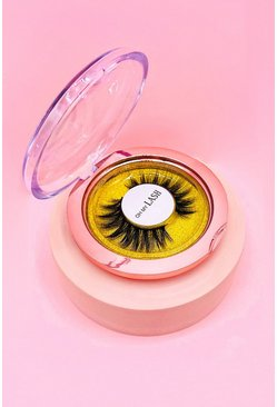 Womens Gold Oh My Lash Fierce Reusable Lashes