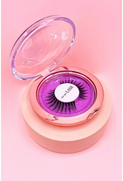 Womens Purple Oh My Lash Selfie Reusable Lashes