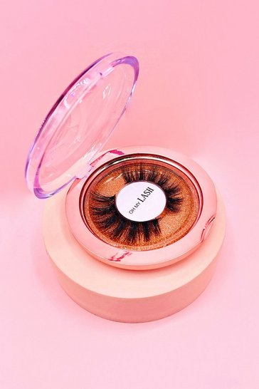 Orange Oh My Lash Girl Power Reusable Lashes