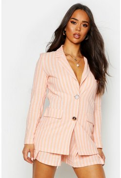 e2fa432c71740 Vestes blazers | Vestes classique, ajustés & longs femme | boohoo