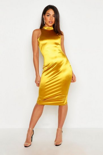 2fd1d533e Midi Dresses | Mid-Length Dresses | boohoo UK