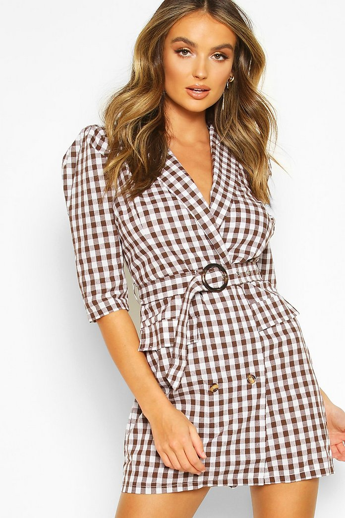 10 Gingham Pieces for SS15   Style, Fashion, How to wear
