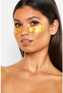 Gold Boohoo Collagen Dark Circle Gel Eye Patches