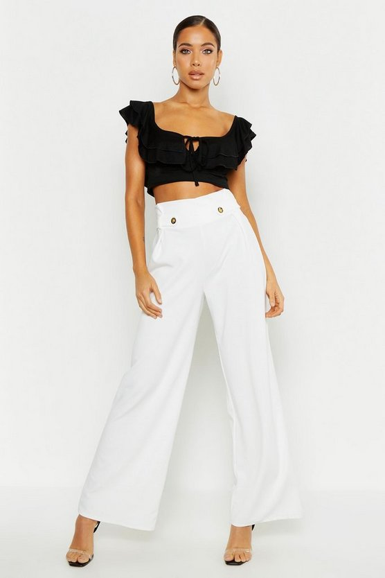 bd6a02472545 Women's Trousers & Leggings | Wide Leg & Chino | WearPretty