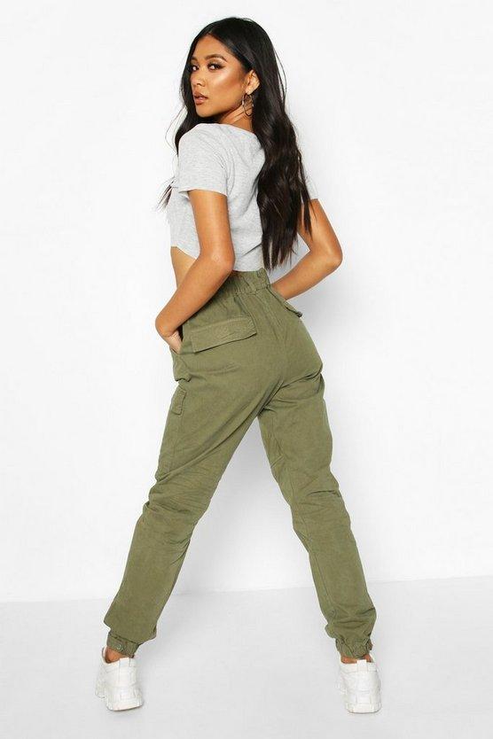 Cargo Denim Jeans