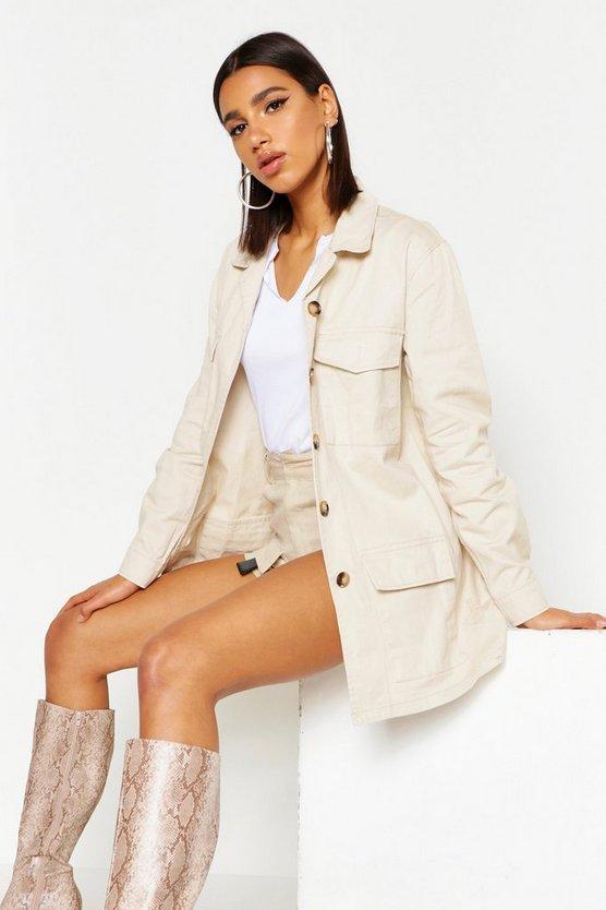 Canvas Utility jacket