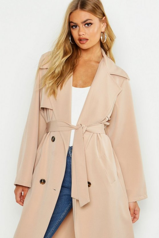 Trench Coat Trench Coat by Boohoo