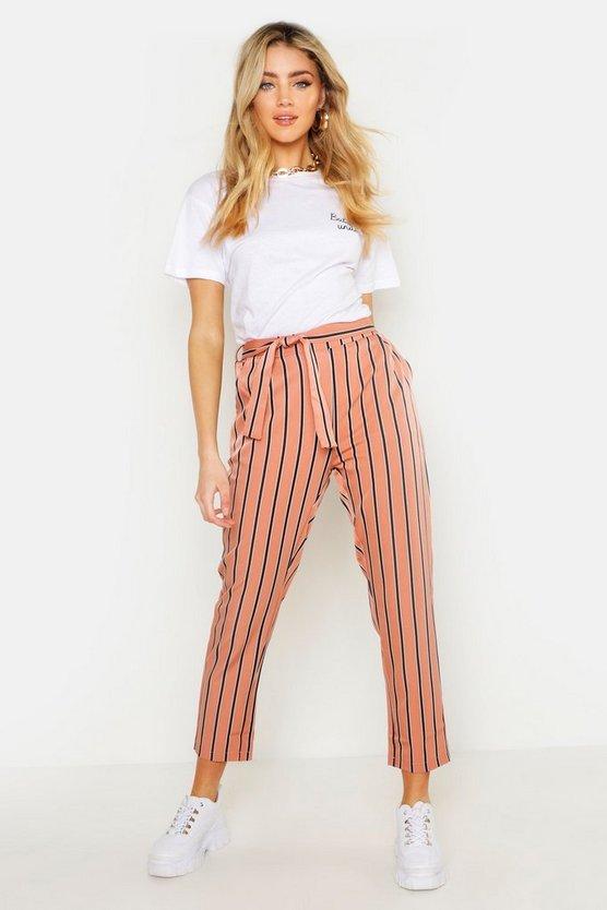 Stripe Tailored Trouser