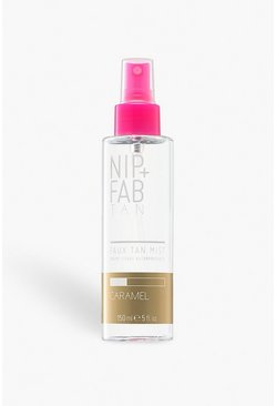 Brown Nip + Fab Faux Tan Mist Caramel 150ml