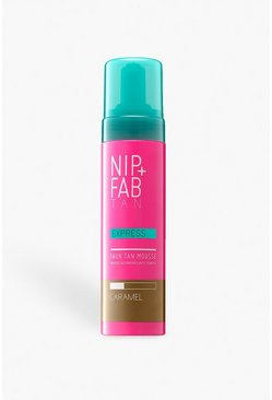 Womens Nip + Fab Faux Tan Express Caramel Mousse