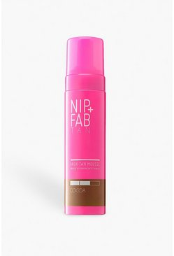 Womens Cocoa Nip & Fab Faux Tan Mousse 150ml