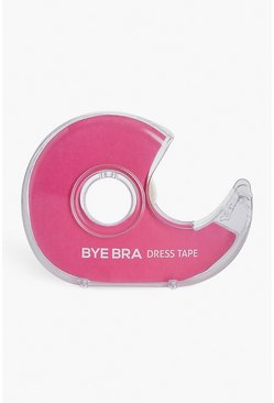 Bye Bra Dress Tape 3 Meter mit Spender, Weiß