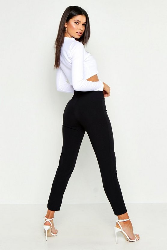 The Tailored Ankle Grazer Trouser