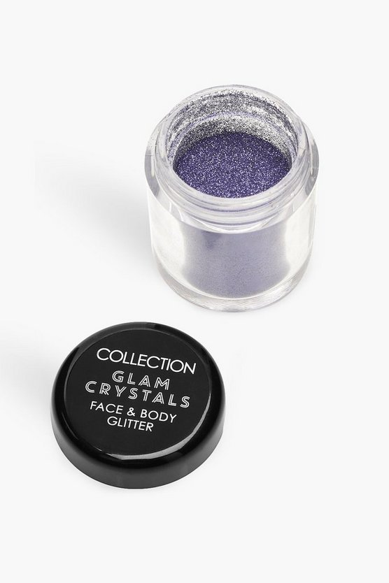Purple Collection Crystals Loose Glitter - Diva
