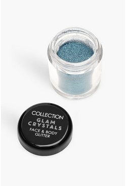 Paillettes libres Collection - Splash, Bleu, Femme