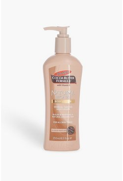 Womens White Palmers Natural Bronze Tanning Lotion 250ml