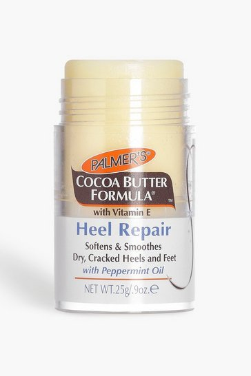 Womens White Palmers Cocoa Butter Heel Repair Stick 25g