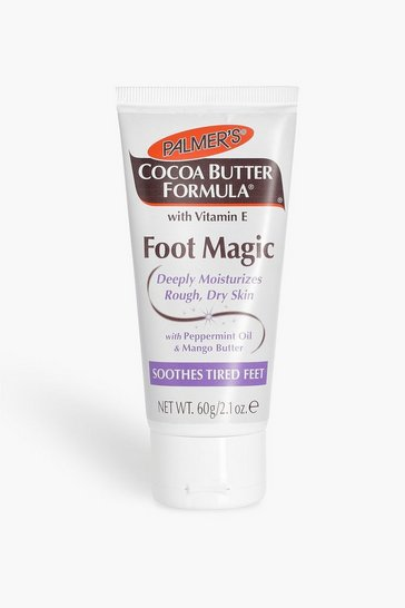 Womens White Palmer's Cocoa Butter Foot Magic 60g