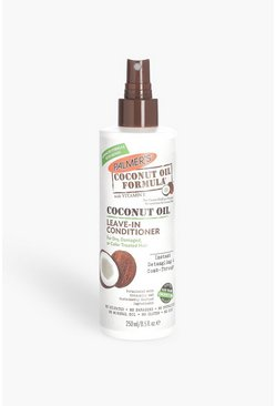 Womens Clear Palmers Coconut Oil Leave In Conditioner