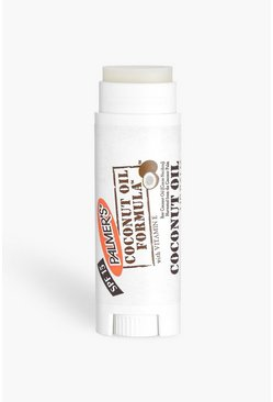 White Palmer's Coconut Oil Lip Balm 4g